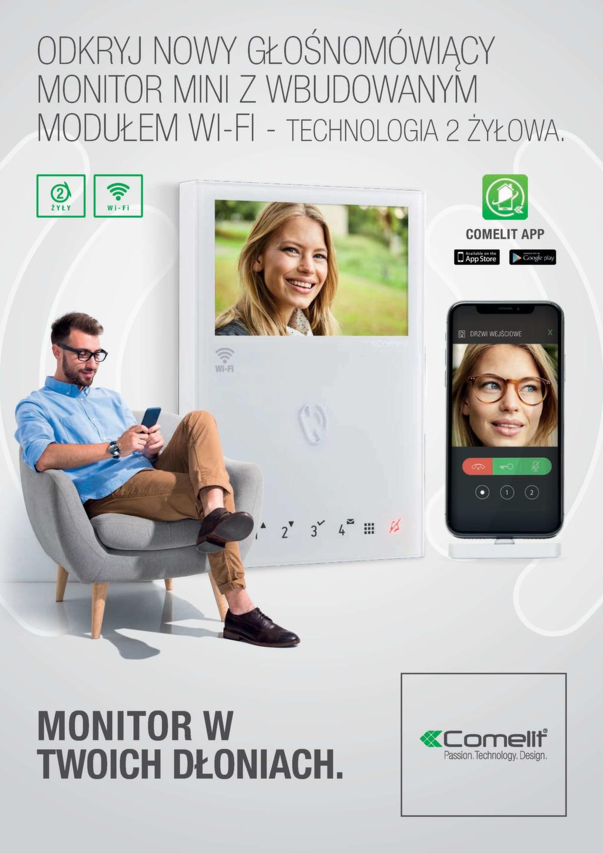 Zobacz ulotkę monitora Mini HF Wifi